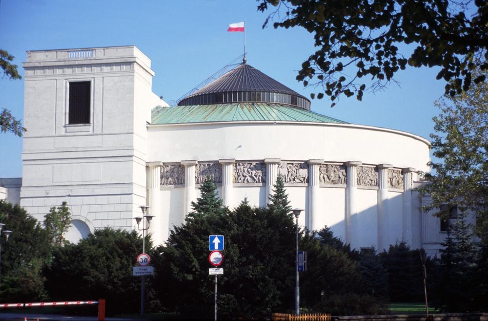 Sejm / Shutterstock.com