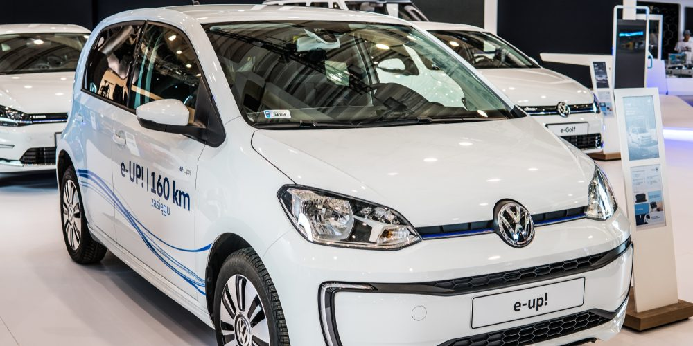 Volkswagen e-up / Shutterstock.com