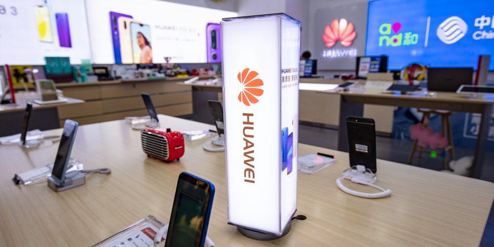 Huawei / Shutterstock.com