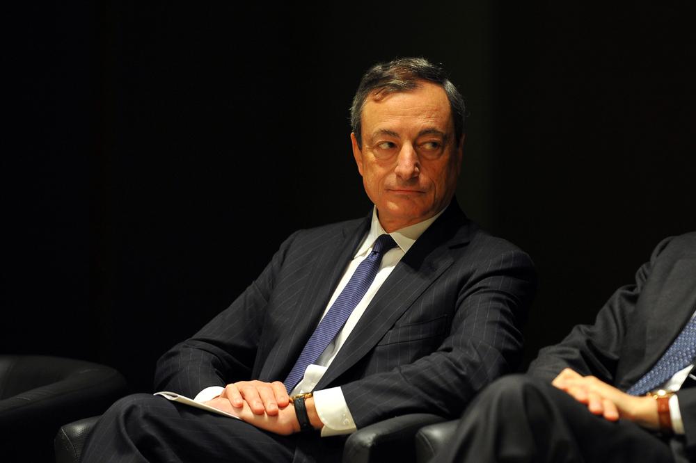 Mario Draghi / Shutterstock.com