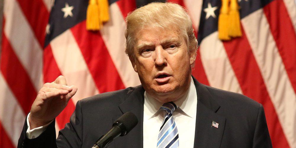 Donald Trump / Shutterstock.com