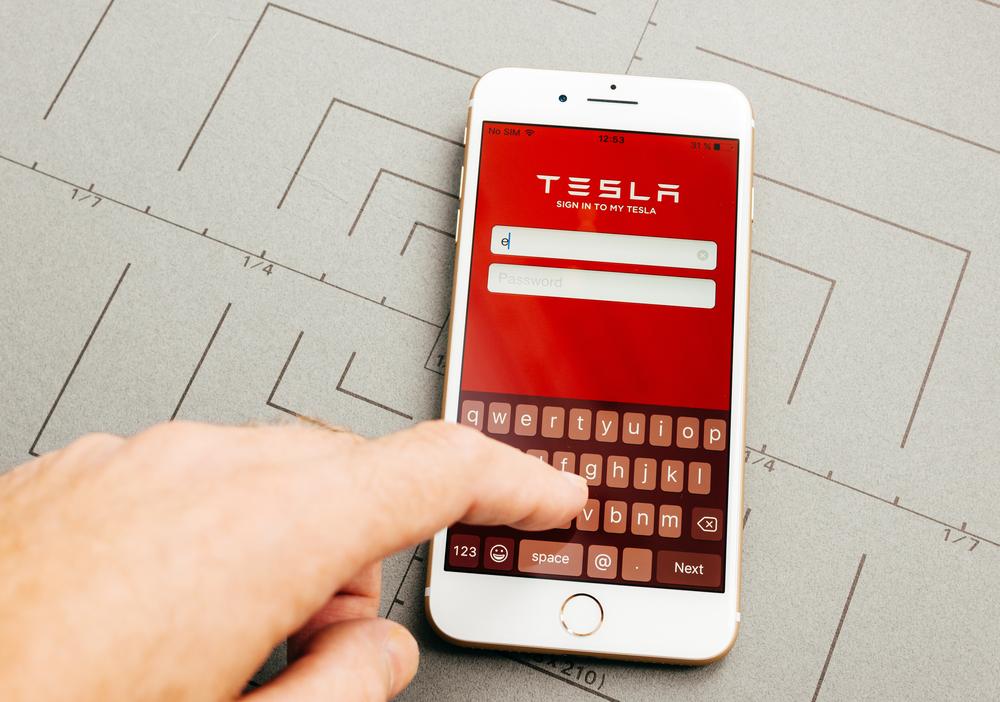iPhone / Shutterstock.com