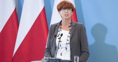 Elżbieta Rafalska / wikipedia.org