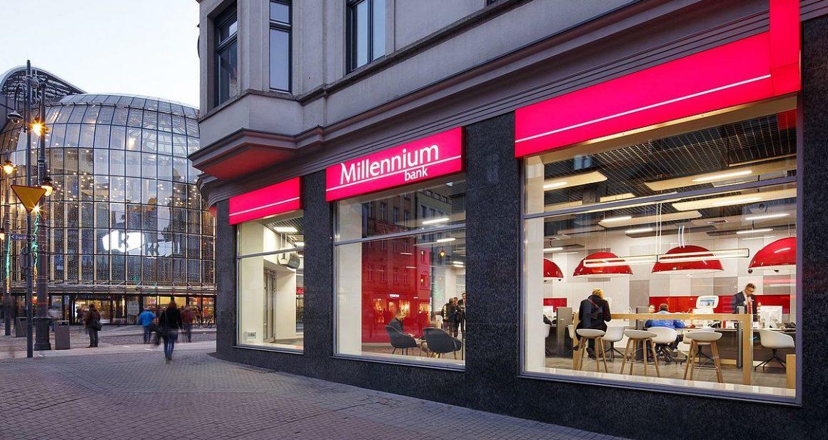 Bank Millenium / wikipedia.org