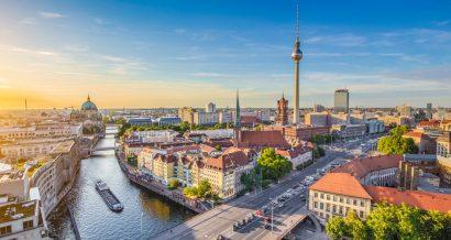 Widok na Berlin / Shutterstock.com