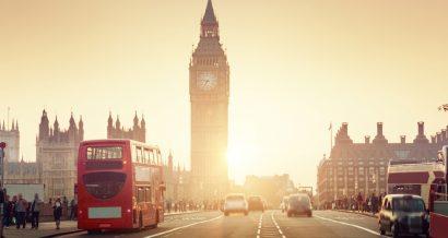 Londyn, Wielka Brytania. Fot. Shutterstock.com