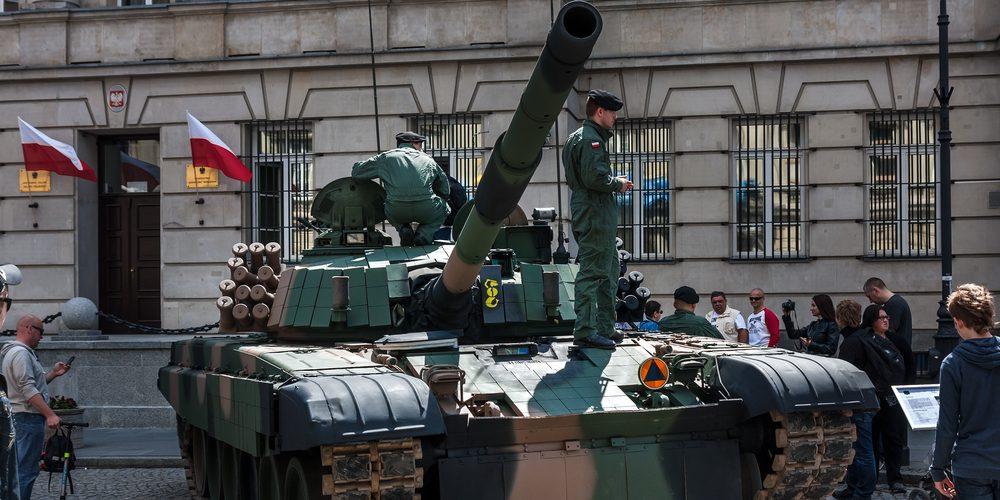 czołg / shutterstock.com