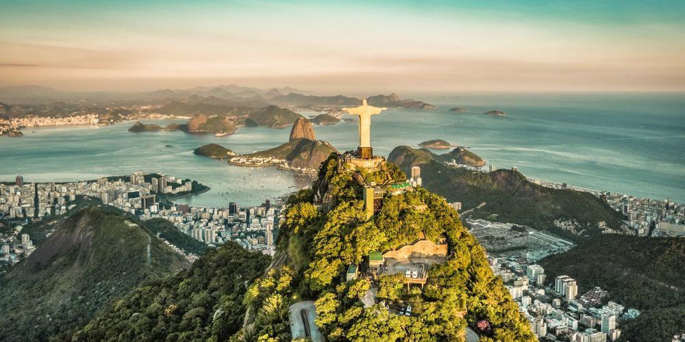 Rio de Janeiro, Brazylia. Fot. Shutterstock.