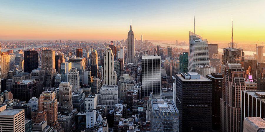 Nowy Jork / Shutterstock.com