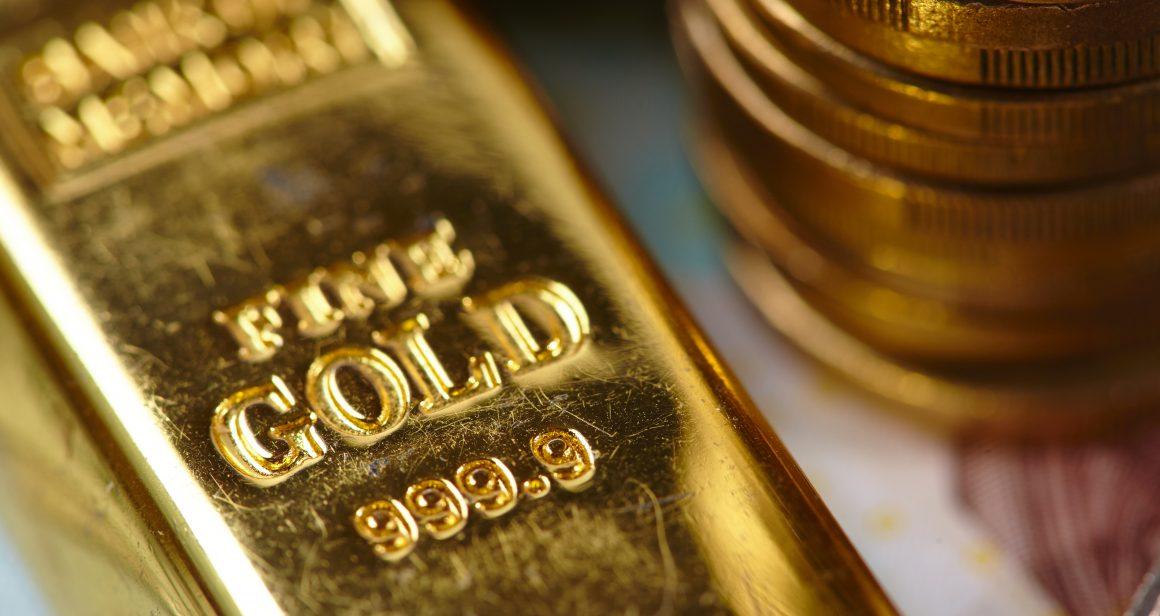 Ceny złota 2019. Fot. Shutterstock