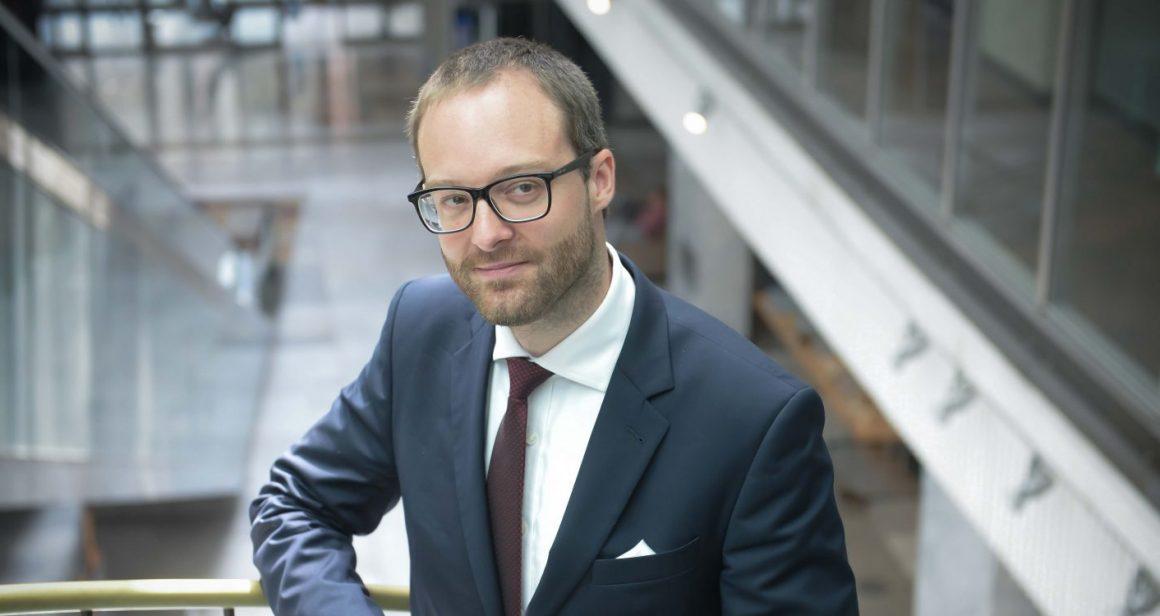 Marek Dietl, Prezes Giełdy Papierów Wartościowych (GPW) w Warszawie. Fot. materiały GPW
