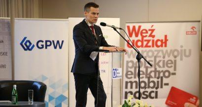 Przewodniczący KNF Jacek Jastrzębski był gościem honorowym XIX Konferencji Izby Domów Maklerskich w Bukowinie, która odbyła się w dniach 8-9 marca 2019 r. Fot. materiały KNF