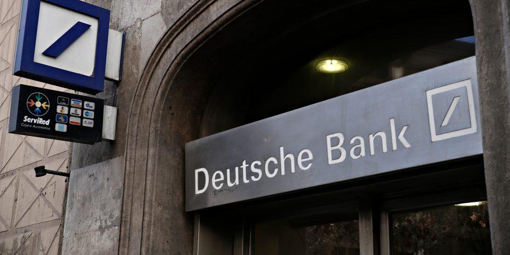 Deutsche Bank. Fot. Alexandros Michailidis / Shutterstock.com