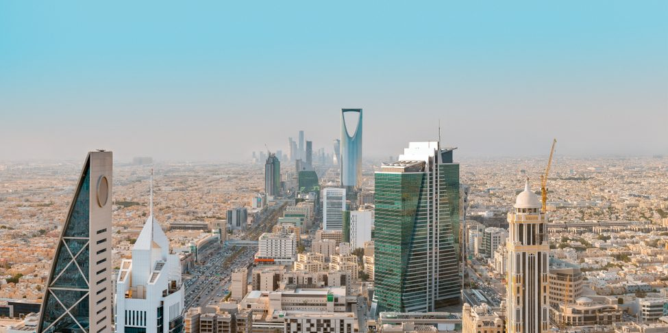 Rijad - stolica kraju, Arabia Saudyjska. Fot. Shutterstock