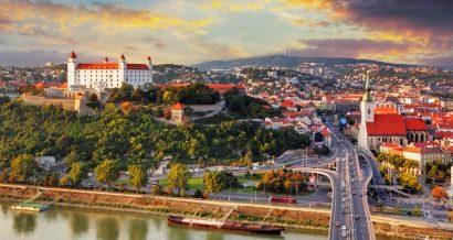 Bratysława, Słowacja. Fot. Shutterstock