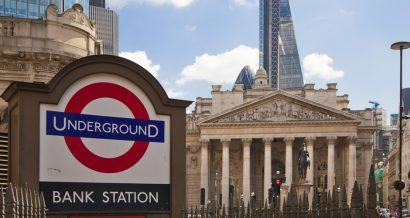 Była siedziba giełdy w Londynie, Wielka Brytania. Fot. IR Stone / Shutterstock.com