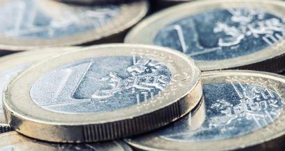 Monety euro. Fot. Shutterstock