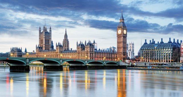 Panorama Londynu, Wielka Brytania. Fot. Shutterstock