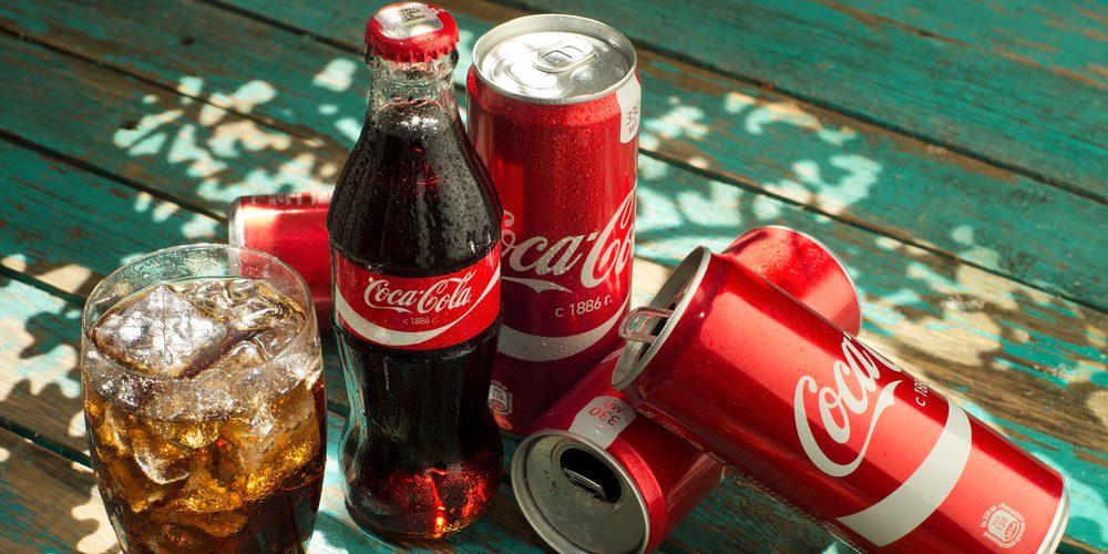 Coca Cola / shutterstock.com