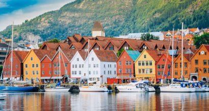 Norwegia, Bergen / shutterstock.com