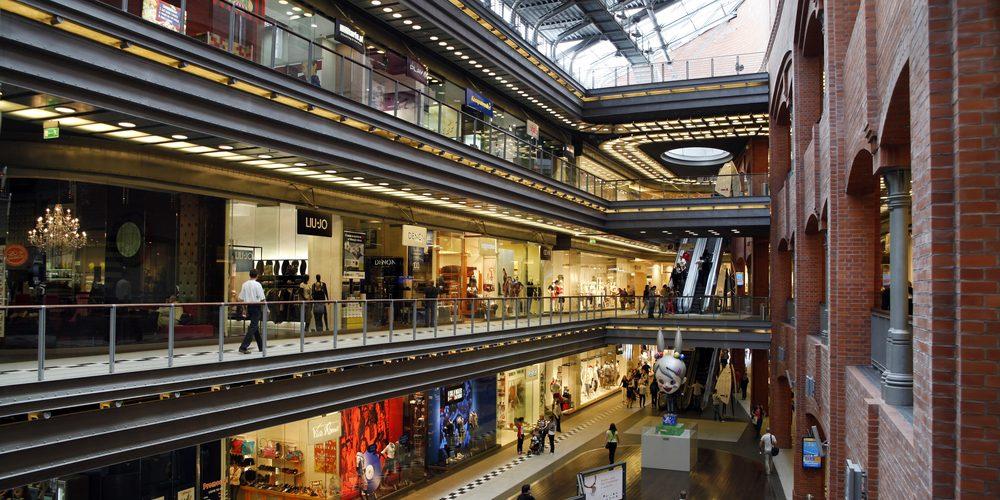 Centrum handlowe Stary Browar w Poznaniu. Fot. naten / Shutterstock.com