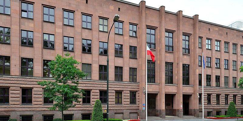 Ministerstwo Spraw Zagraniczych / Adrian Grycuk/CC BY-SA 3.0-pl/Wikimedia Commons.