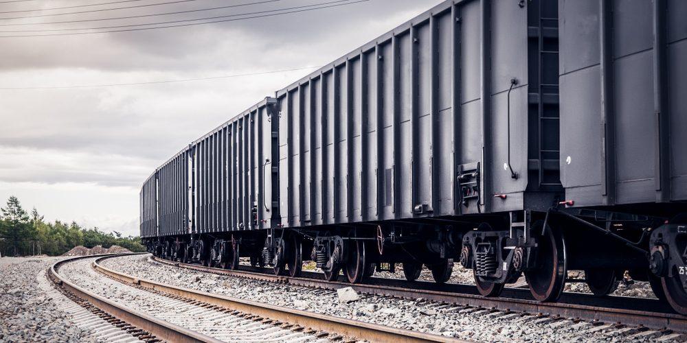 Pociąg towarowy, Fot. Shutterstock