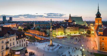 Warszawa, Starówka. Fot. Shutterstock