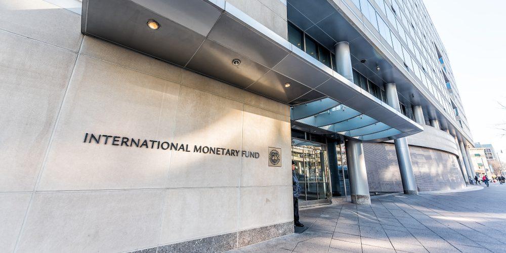 Międzynarodowy Fundusz Walutowy (MFW) - siedziba w Waszyngtonie, USA. Fot. Kristi Blokhin / Shutterstock.com