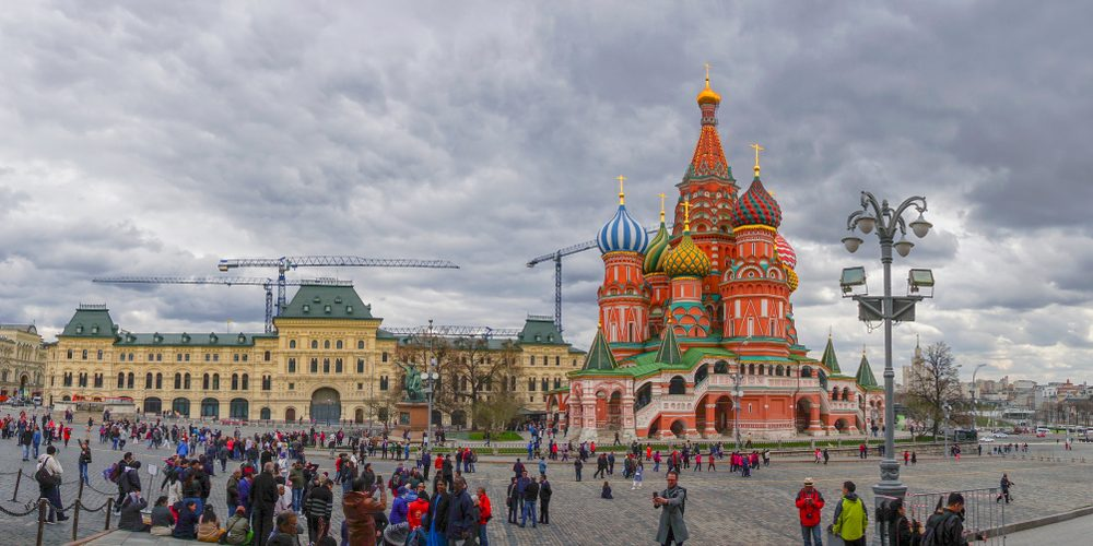 Moskwa, Rosja. Fot. Rudra Narayan Mitra / Shutterstock.com