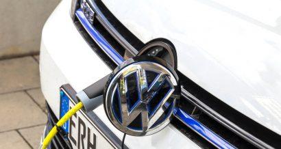 Elektryczny Volkswagen, Fot. MDOGAN / Shutterstock.com