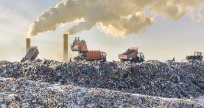 Wysypisko śmieci, Fot. Shutterstock.com