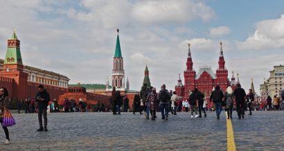 Plac Czerwony, Moskwa, Rosja. Fot. Fire-fly / Shutterstock.com