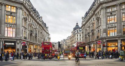 Londyn, Wielka Brytania. Fot. elenaburn / Shutterstock.com