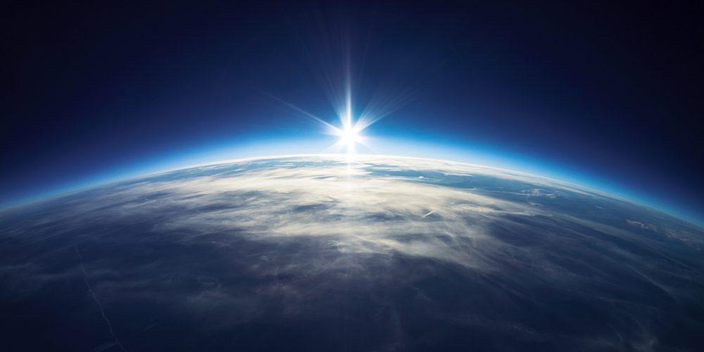 Widok z przestrzeni kosmicznej, Fot. Shutterstock