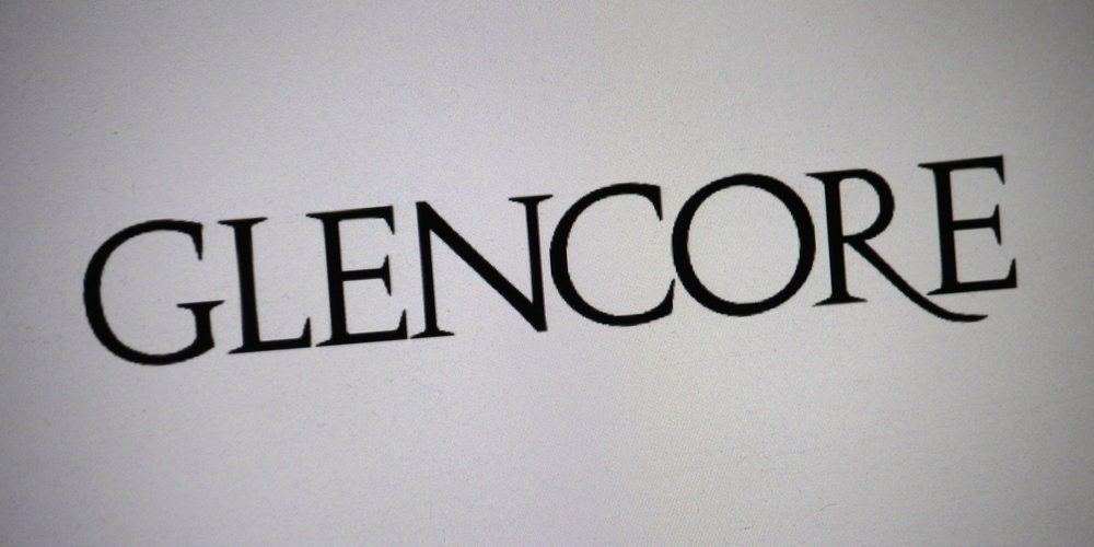 Logo Glencore, Fot. 360b / Shutterstock.com