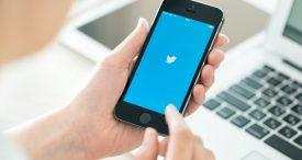 Twitter. Fot. Bloomicon / Shutterstock.com
