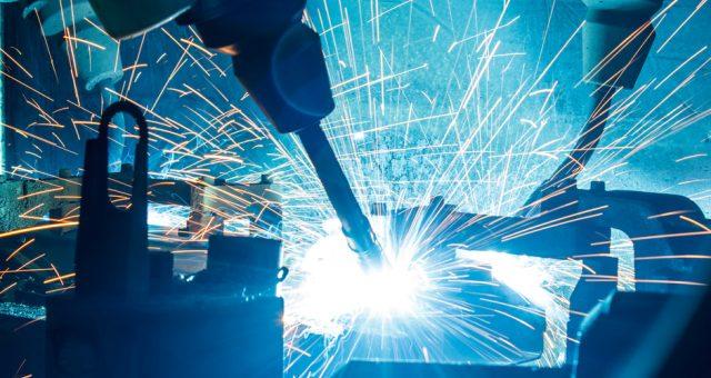 Maszyna spawalnicza, Fot. Shutterstock