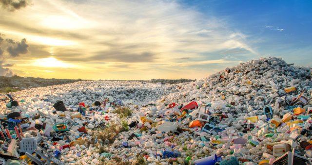 Wysypisko śmieci. Fot. Shutterstock