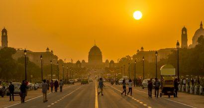 Widok na Nowe Delhi, Fot. Shutterstock.com