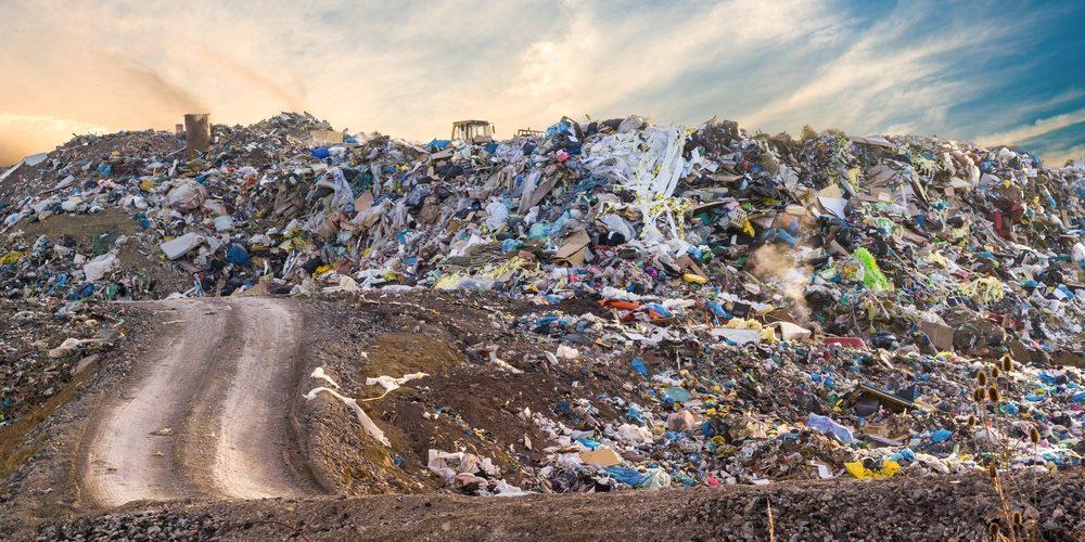 Wysypisko śmieci, Fot. Shutterstock