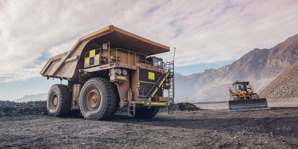 Pojazdy górnicze, Fot. Shutterstock.com