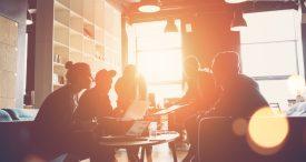 Praca w start-upie. Fot. Shutterstock