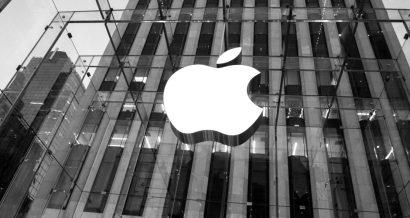 Sklep Apple Inc. w Nowym Jorku, Fot. mrvirgin / Shutterstock.com