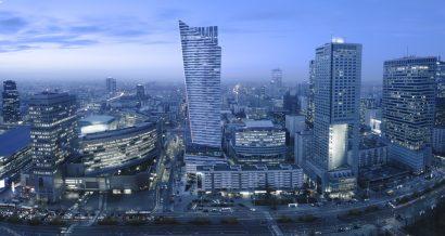 Śródmieście Warszawy, Fot. Shutterstock.com
