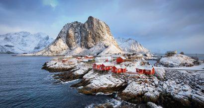 Wyspy Lofoten, Fot. Shutterstock