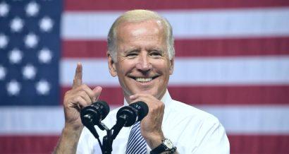 Joe Biden / shutterstock.com