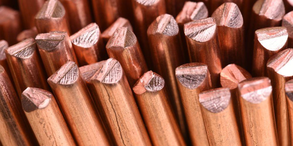 Drut miedziany, Fot. Shutterstock.com