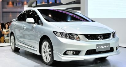 Honda / shutterstock.com