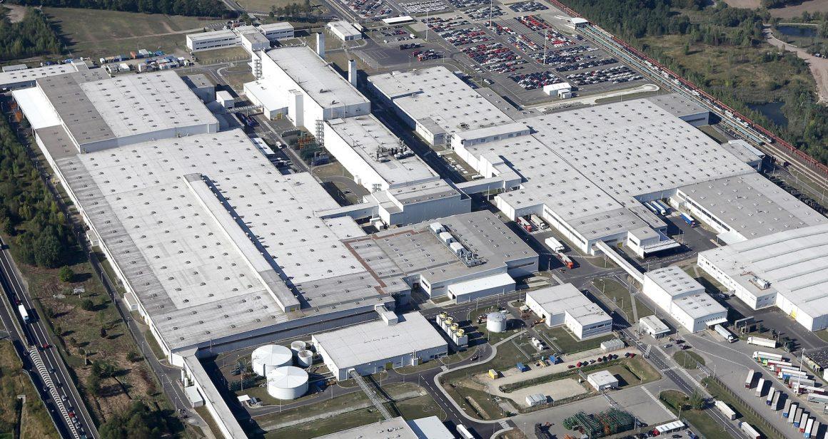 Fabryka Opla w Gliwicach. Fot. materiały Opla